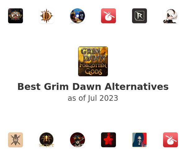 Best Grim Dawn Alternatives