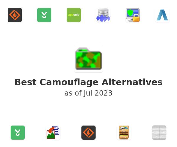 Best Camouflage Alternatives