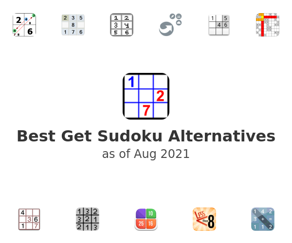 Best Get Sudoku Alternatives