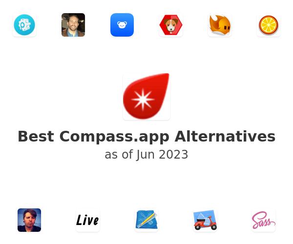 Best Compass.app Alternatives
