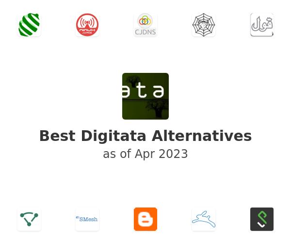 Best Digitata Alternatives