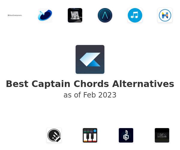 Best Captain Chords Alternatives