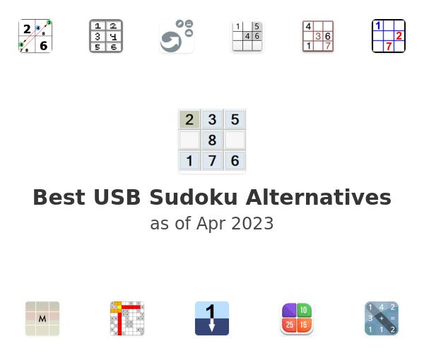 Best USB Sudoku Alternatives