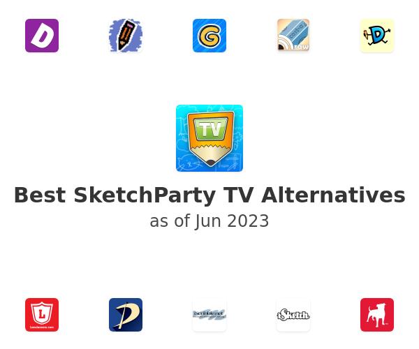Best SketchParty TV Alternatives