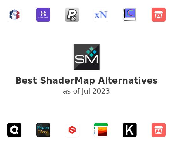 Best ShaderMap Alternatives