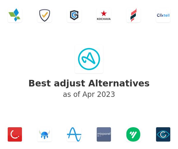 Best adjust Alternatives