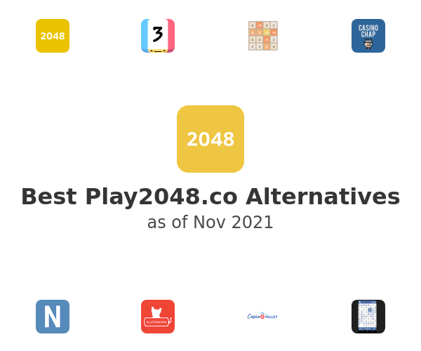 Best Play2048.co Alternatives