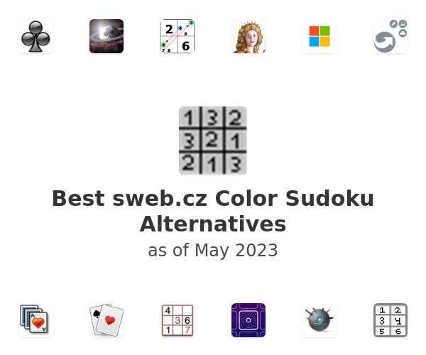 Best Color Sudoku Alternatives