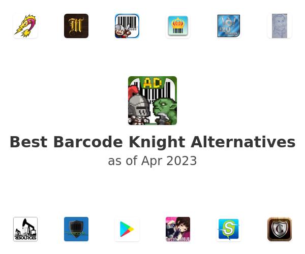 Best Barcode Knight Alternatives