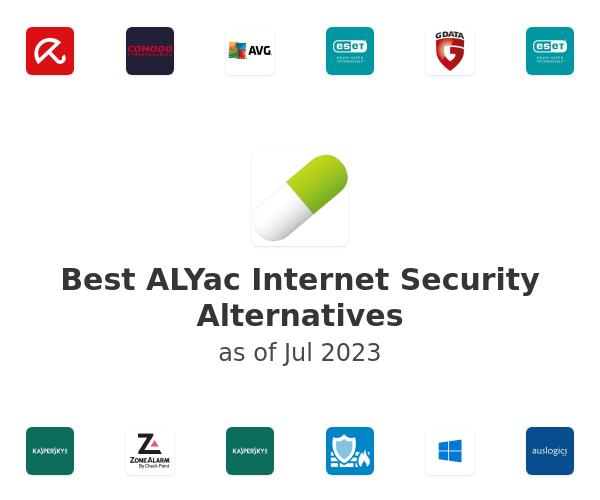 Best ALYac Internet Security Alternatives