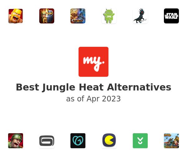 Best Jungle Heat Alternatives