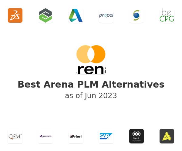 Best Arena PLM Alternatives