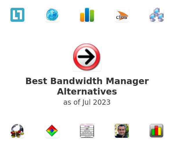 Best Bandwidth Manager Alternatives