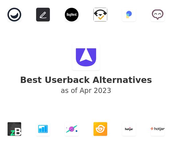 Best Userback Alternatives
