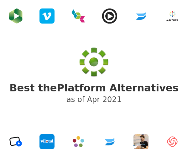 Best thePlatform Alternatives