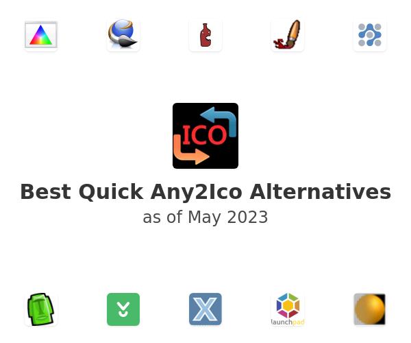 Best Quick Any2Ico Alternatives