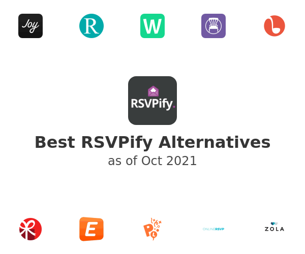 Best RSVPify Alternatives