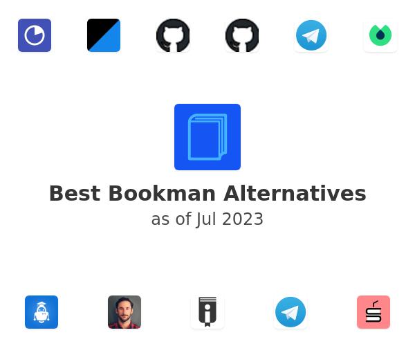 Best Bookman Alternatives