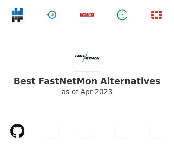 Best FastNetMon Alternatives