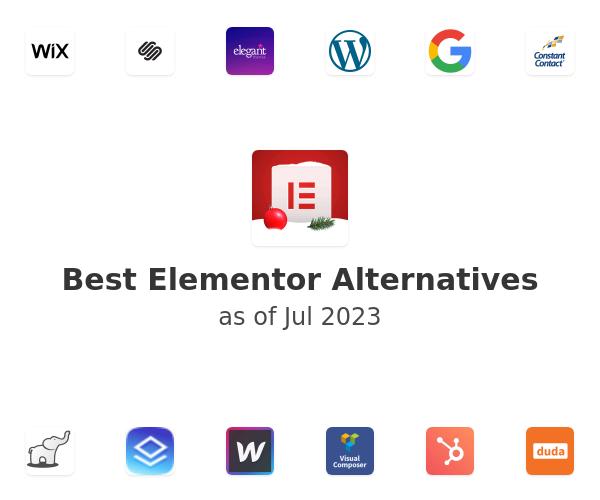 Best Elementor Alternatives