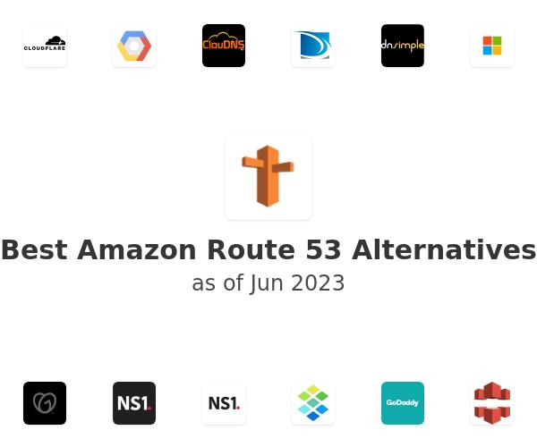 Best Amazon Route 53 Alternatives