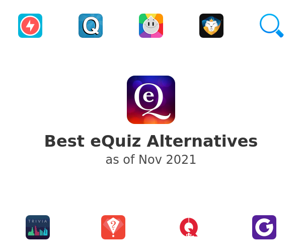 Best eQuiz Alternatives