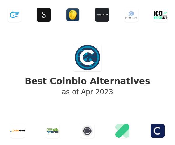 Best Coinbio Alternatives