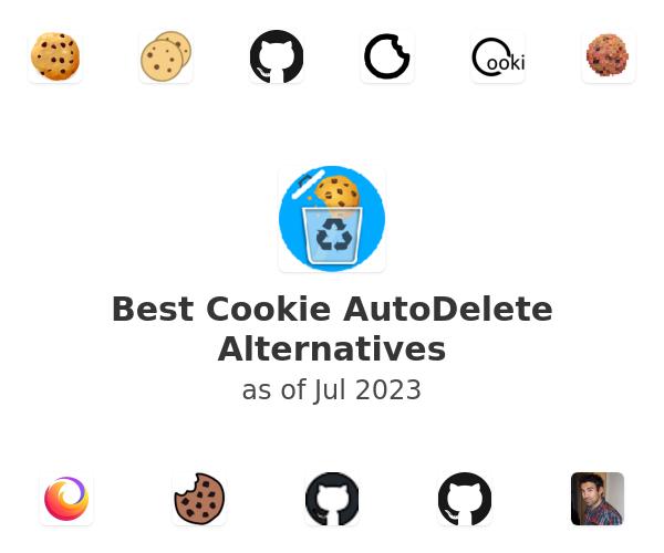 Best Cookie AutoDelete Alternatives