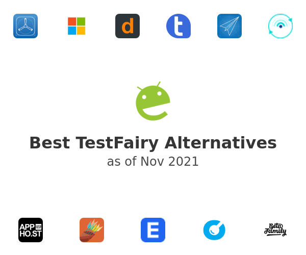 Best TestFairy Alternatives