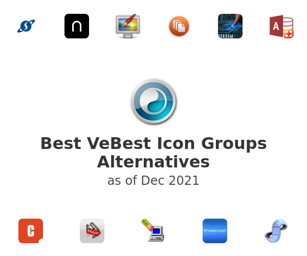 Best VeBest Icon Groups Alternatives