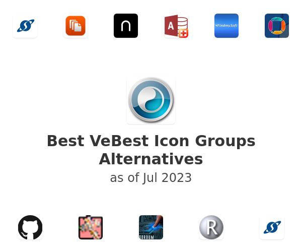 Best VeBest Icon Groups Alternatives