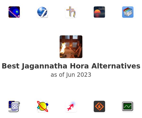 Best Jagannatha Hora Alternatives