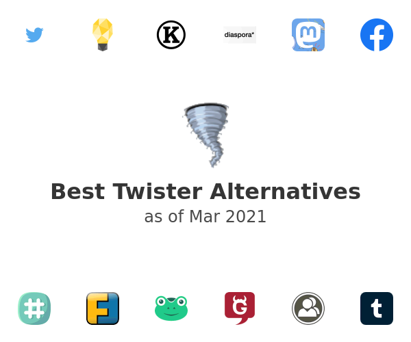 Best Twister Alternatives