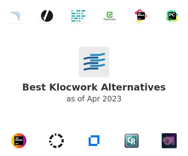 Best Klocwork Alternatives