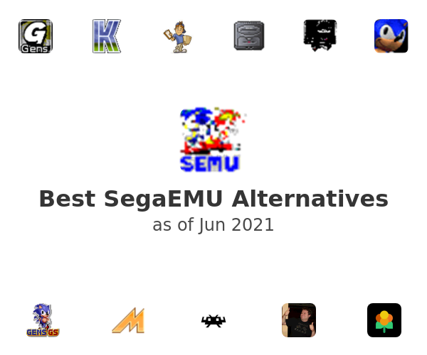 Best SegaEMU Alternatives