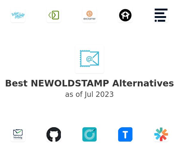 Best NEWOLDSTAMP Alternatives