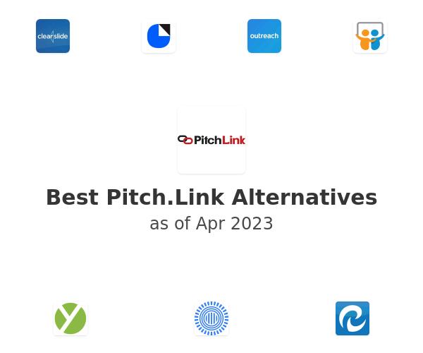 Best Pitch.Link Alternatives