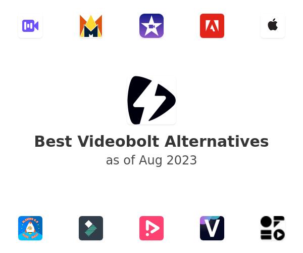 Best Videobolt Alternatives