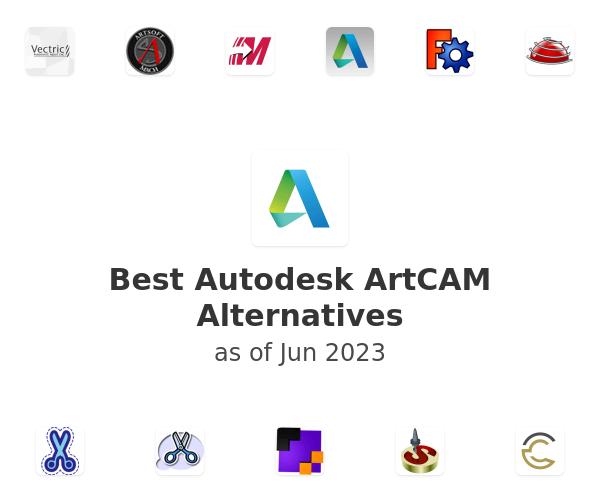 Best Autodesk ArtCAM Alternatives