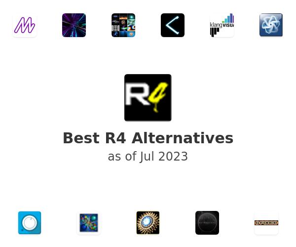 Best R4 Alternatives