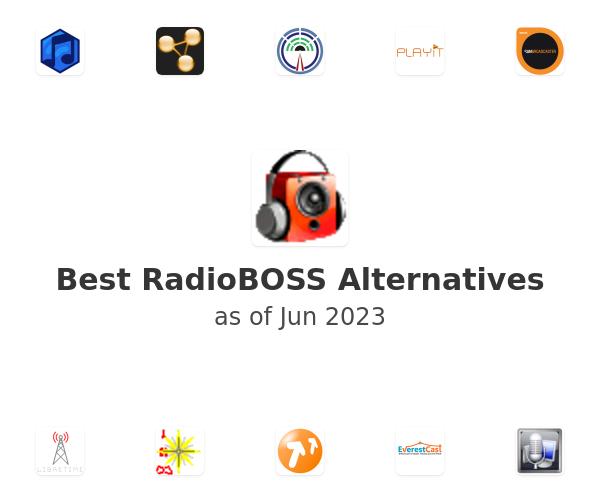 Best RadioBOSS Alternatives