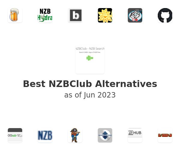 Best NZBClub Alternatives