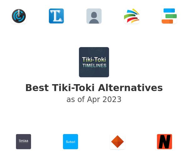 Best Tiki-Toki Alternatives