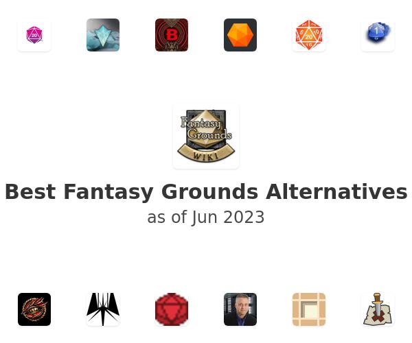 Best Fantasy Grounds Alternatives
