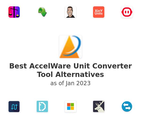 Best Unit Converter Tool Alternatives