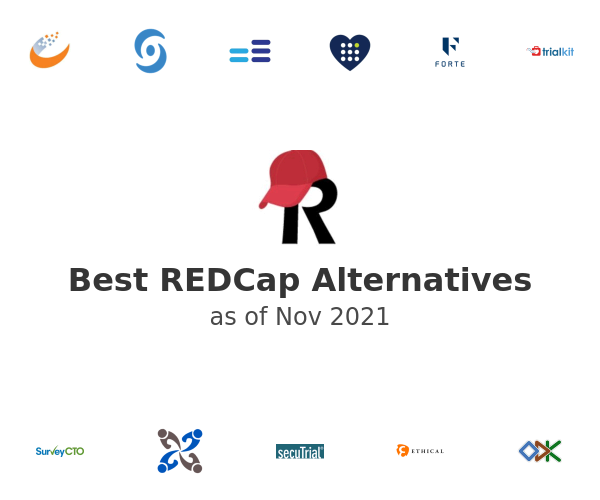 Best REDCap Alternatives