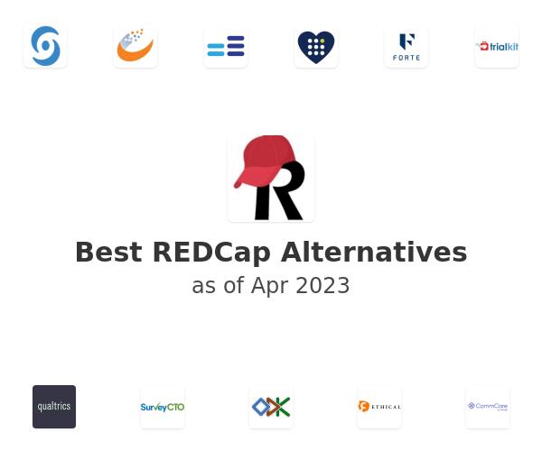 Best REDCap Alternatives