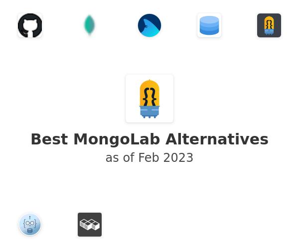 Best MongoLab Alternatives
