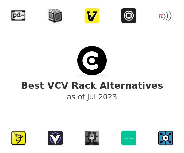 Best VCV Rack Alternatives