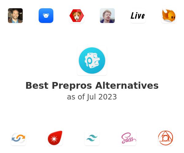 Best Prepros Alternatives